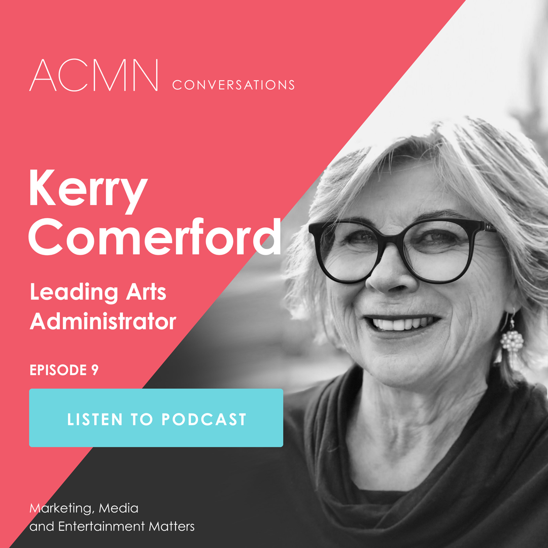 Insights from a Leading Light in Australian Arts Administration